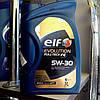 Масло Elf 5W30 1L diesel EvolutionFulltech FE Франция 1шт.