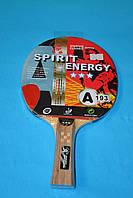 Ракетка для настольного тенниса Grand Draron Spirit Energi 3 star