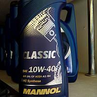 Масло Manol classic 10w40 1L
