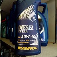 Масло Manol Diesel extra 10w40 1л