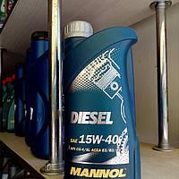 Масло Manol Diesel 15W40 1L API CG-4\CF-4\CF\SJ Германия