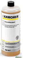 Коагулянт для эффективной очистки и подготовки сильно загрязненных сточных вод Karcher RM 847, 1 L