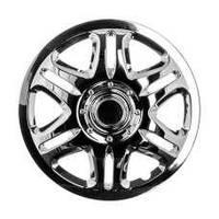 Колпаки на колеса диски для дисков R13 хром 5042 колпак K0073