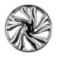 Колпаки на колеса диски для дисков R13 хром 5046 колпак K0074