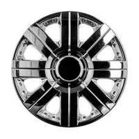 Колпаки на колеса диски для дисков R13 хром 5056 колпак K0075