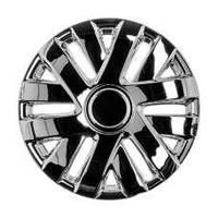 Колпаки на колеса диски для дисков R13 хром 5062 колпак K0077