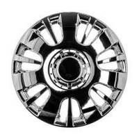Колпаки на колеса диски для дисков R13 хром 5065 колпак