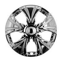 Колпаки на колеса диски для дисков R13 хром Т002 колпак K0082