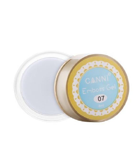 3D Emboss gel Canni (гель-паста)