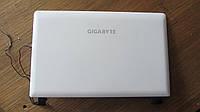 Крышка и рамка матрицы Gigabyte Q2005 Q2006