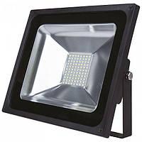 Светодиодный прожектор LEDEX 50W, 4000lm, 6500К холодный белый, 120º, IP65,