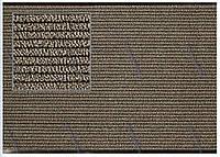Дорожка грязезащитная Ибица, 130см., бежевая, длина любая