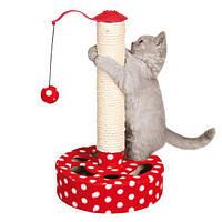 Когтеточка Trixie Scratching Post для котят, 27х45 см