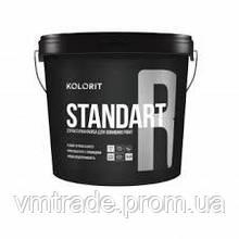 Структурная краска Kolorit Standart R (Facade Relief), 9л