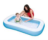 Надувной детский бассейн Intex 166см х 100см х 28см