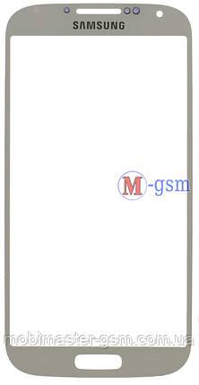 Стекло Samsung i9500 Galaxy S4, I9505 Galaxy S4 белое, фото 2
