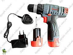 Шуруповерт аккумуляторный Craft CAS-12SL