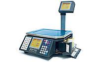 Торговые электронные весы со стойкой Mettler Toledo Tiger 3600 15D Pro с печатью этикетки