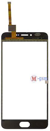 Сенсор (тачскрин) для телефона Meizu M3 Note (M681H / M681Q / M681C) белый, фото 2
