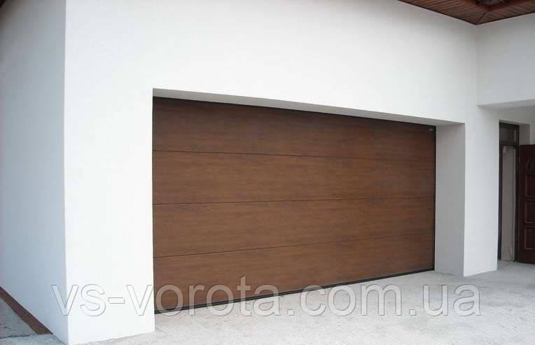 Ворота секционные гаражные WISNIOWSKI UNITHERM  2750Х2125