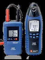 Прибор для поиска скрытой проводки LA-1012 CEM (аналог MS6818)