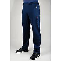 Мужские спортивные брюки Reebok 4043 Тёмно-синие