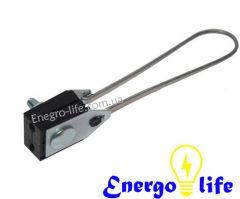 Зажим анкерный ЗА 1.1 (2х10-25мм), для анкерного крепления СИП кабеля с 2-мя жилами