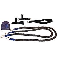 Поводок-амортизатор для ног FB-3121 Foot Training (PL, резина, l-140см)