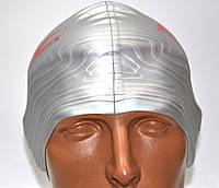 Шапочка для плавания QUICK 3D (линии). Шапочка для плавання QUICK 3D (лінії)
