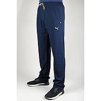 Мужские спортивные брюки Puma 4047 Тёмно-синие