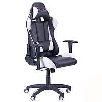 Кресло компьютерное VR Racer BN-W0100 черный/белый