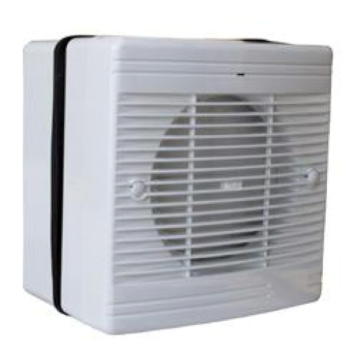 Вентилятор для ванної Systemair BF 120T