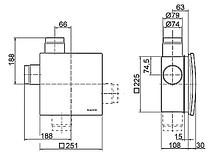 Вентилятор для ванной Maico ER 60 VZC, фото 3