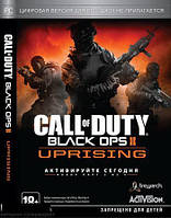 Компютерная игра Call of Duty: Black Ops II.Uprising (PC) original