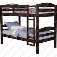 Двухъярусная кровать трансформер для детей