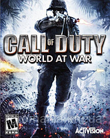 Компютерная игра Call of Duty: World at War (PC) original