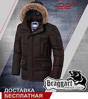 Классическая зимняя куртка мужская