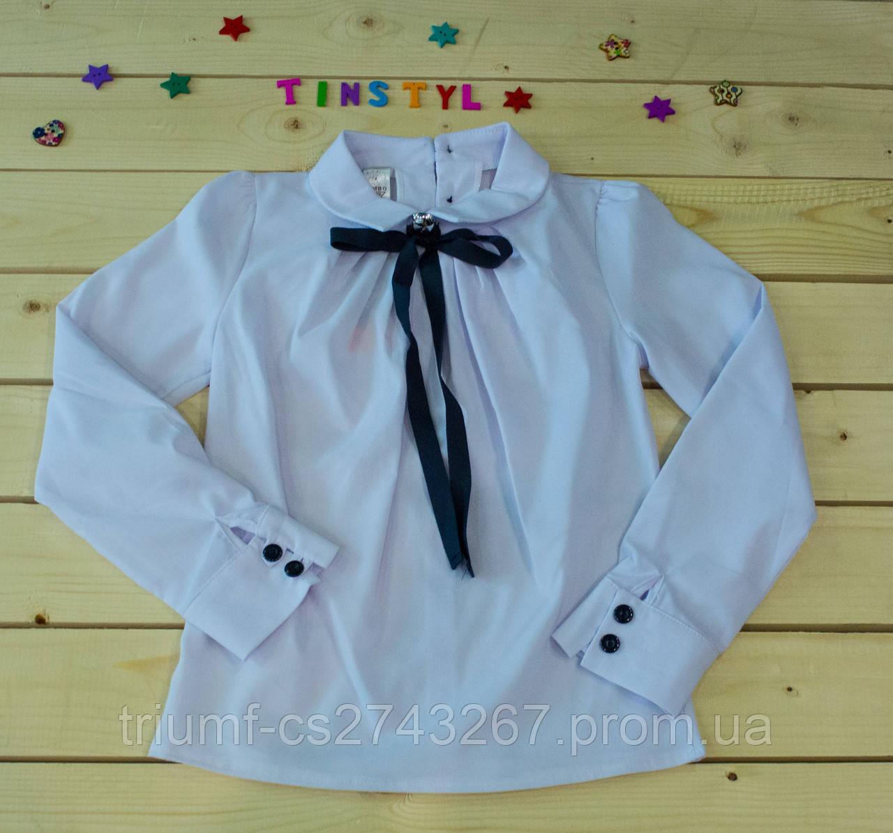6179ede80b0 Нарядная блузка для девочки на рост 134-146 см   продажа