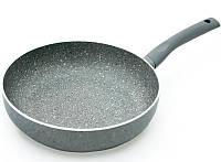 Сковорода глубокая Fissman VULCANO Ø28см с индукционным дном