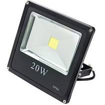 Светодиодный LED прожектор  20 Вт 6400К 2750 Lm