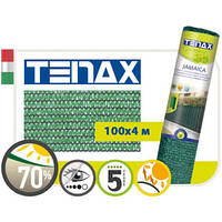 Сетка затеняющая 70% Jamaica Италия 4х100м зеленая Tenax