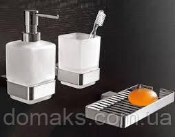 стили аксессуаров для ванной комнаты