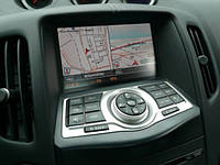 Штатное головное устройство с GPS навигацией для Nissan 370Z - Мультимедийная система 08IT