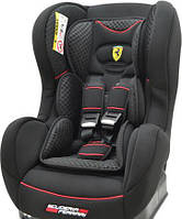 Автокресло детское группа 1 (9-18 кг) Nania Cosmo SP Isofix Ferrari Black 91954