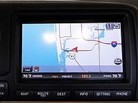 Штатное головное устройство с GPS навигацией для Nissan GT-R - Мультимедийная система 08IT