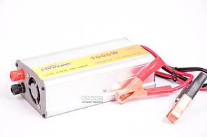 Инвертор, преобразователь с 24 на 220 вольт Konnwei 1000W