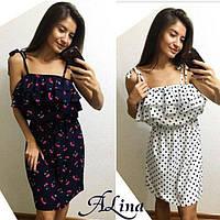 Женское летние платье АБХ 181