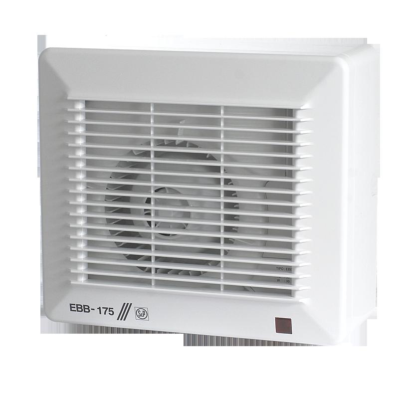 Вентилятор для ванной Soler&Palau EBB-175 S