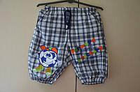 """Удлиненные шорты для мальчика """"Мяч"""" р 86 см"""