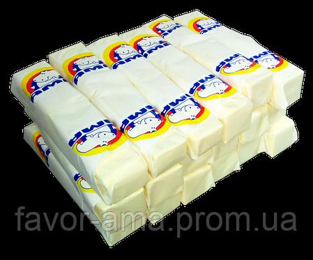 Масло АМА нарезное, упак. в пергамент (205 грн/кг. цена зависит от готового веса), фото 2